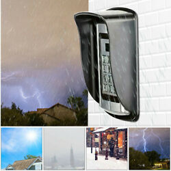 Waterproof Cover For Wireless Doorbell Ring Chime Button Transmitter Launcher Us