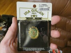 Nip Us Army Military Police Corps Crest Di Dui Unit Identification Pin Mp