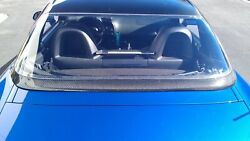 Brand New Replacement Amuse Style Polycarbonate Rear Window Honda S2000 Hardtop