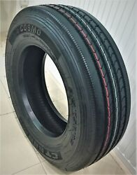 4 New Cosmo Ct588 Plus 315/80r22.5 Load L 20 Ply Steer Commercial Tires