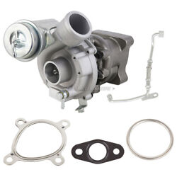 For Audi A6 Allroad Left Side Turbo Kit With Turbocharger Gaskets Oil Line Tcp