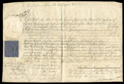 King George Iv Great Britain - Military Appointment Signed 08/05/1812
