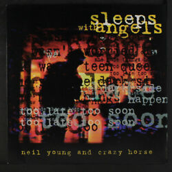 Neil Young And Crazy Horse Sleeps With Angels Reprise Records 12 Lp 33 Rpm