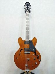 Epiphone Acoustic-electric Guitar 70s Riviera Ship From Japan 0503