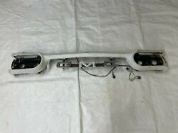 1960-1966 Gmc Truck Grill Pick Up Grille Trim Buckets Pickup 4 Four Headlights