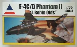 Accurate Miniatures 0410 1/72 Scale, F-4c/d Phantom Ii Col. Robin Olds Sealed