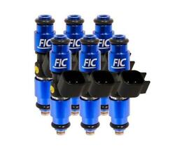 Fuel Injector Clinic 1440cc Fuel Inject Set High-z For Fic Toyota Supra 2jz-gte
