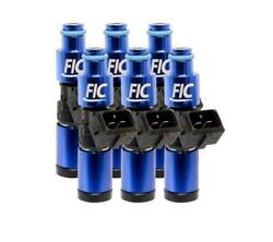 Fuel Injector Clinic 1650cc Fuel Injector Set High-z For Fic Mitsubishi 3000gt