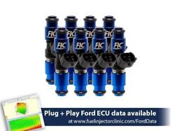 Fuel Injector Clinic 2150cc Fuel Injec Set For Ford F150 85-03/lightning 93-95