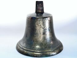 🔔 Antique Ww2 Raf Digby Bell Royal Air Force Station Field Base Bell 1938 🔔