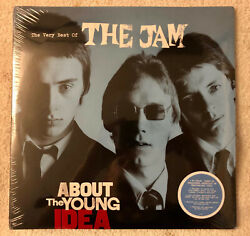 The Jam - And039about The Young Ideaand039 Triple Vinyl 3 Lp New Factory Sealed Mint