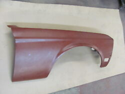 Nos 1968 68 Ford Mustang Rh Front Fender Oem C8zz-16005-a