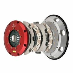 Mantic Clutch Twin Disc Ceremetalic Clutch Kit 09-17 Challenger V8 M921chaly