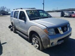 Automatic Transmission 6 Cylinder Crew Cab 4wd Fits 07 Frontier 1268014