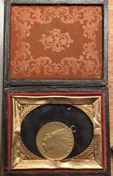 1915 10 Gold Indian Jewelry Grade In Old Box