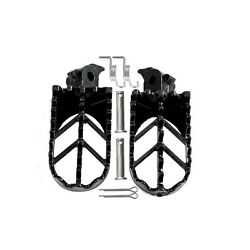 Footpegs Foot Pegs Rest For Pit Dirt Bike Honda Crf70 50 Crf80 Crf100f Thumpstar