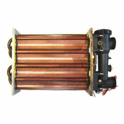 Hayward Nickel Heat Exchanger For Universal H Series Pool Heater For Parts