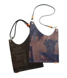 Ransom And Scout - Artisan-made Indio Handbag + Tag - New Mint