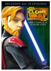 Star Wars Clone Wars - Season Five [dvd] [region 1] [us Import] [... - Cd Dwvg