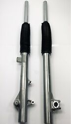 2006 06and039 Honda Crf150f Crf150-f / Oem Nice Showa Front Forks Suspension