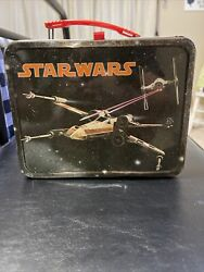 Star Wars Lunchbox Made By Thermos Circa 1977.