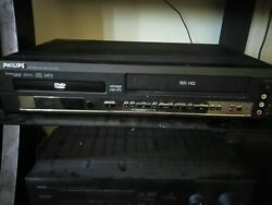 Philips Dvd Vcr Combo Dvd Not Reading Dvd But Plays Vhs