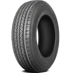 6 New Travelstar Hf288 Steel Belted St 235/85r16 Load F 12 Ply Trailer Tires