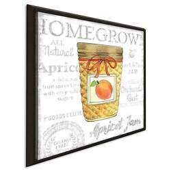 Beth Grove Canning Kitchen Iv Giclee Stretched Canvas Wall Oversized