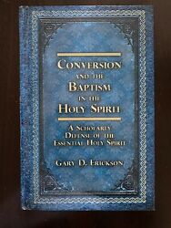 United Pentecostal- Conversion And The Baptism In The Spirit - Gary D. Erickson
