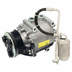 For Ford Five Hundred Freestyle Mercury Oem Ac Compressor W/ A/c Drier