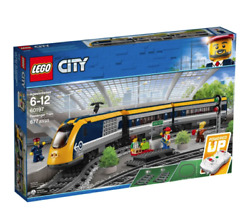 Brand New Sealed - Lego City Passenger Train Power Functions Building Toy 60197