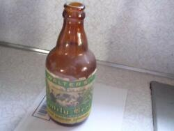 Walterand039s Family Beer 12 Oz Steinie Bottle Irtp Walter Brg Co Eau Claire Wis Wi