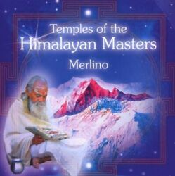 Merlino - Temples Of The Himalayan Masters - Merlino Cd 8kvg The Fast Free