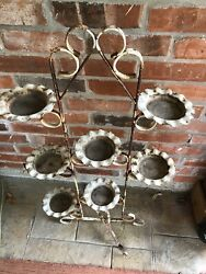 Vintage Plant Stand - 39andrdquo Tall