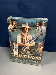 The Lost World - Season 2 Dvd 2004 5-disc Set Rare Out Of Print New