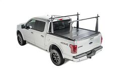 Bakflip Cs Hard Folding Tonneau Cover With Rack For 05-15 Toyota Tacoma 5ft Bed