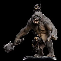Cave Troll Of Moria Statue By Weta New And Sold Out Sideshow