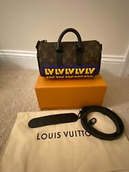 Sold Out Louis Vuitton Keepall Xs Rubber M45788
