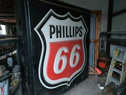 Used Phillips 66 Sign