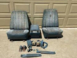 1973-1978 Square Body Bucket Seats And Console Low Back Seatbelts Mounting Bracket