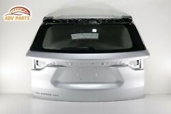 Chevrolet Traverse Tailgate Liftgate Back Door Trunk Lid Shell And Glass Oem 18-20