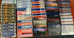 Lot Of 35 Mixed Mint Sets - 1995 To 2015 Includes 1-2012
