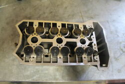 2014 Seadoo Spark Ho Engine Top End Cylinder Head With Valves 4911