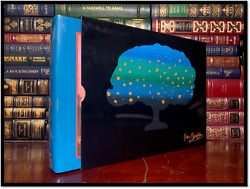 The Halloween Tree ✍signed✍ By Ray Bradbury Mint Gauntlet Limited Metal Slipcase