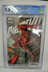 Daredevil 1 Cgc 9.8 2nd Printing 1st Cameo App Of Detective Cole North 2019