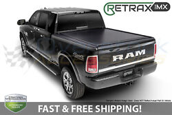 Retrax One Mx Tonneau Cover For 2007-2021 Tundra 6.6ft Bed W/o Deck Rail System