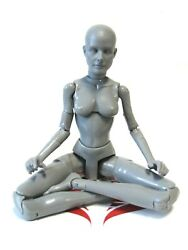 Sideshow Collectables Action Figure Grey Woman 12 Inch Figure Sideshow Toys 2000