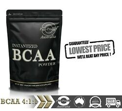 20kg Pure Bcaa 411 Powder Unflavoured Amino Acid Pre Workout And Post Workout