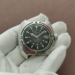 Soviet Watch Wostok Vostok Amphibian Ministerial Automatic Ussr Serviced 1980and039s