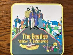 The Beatles Yellow Submarine Collectible Puzzle Double-sided Pre-owned
